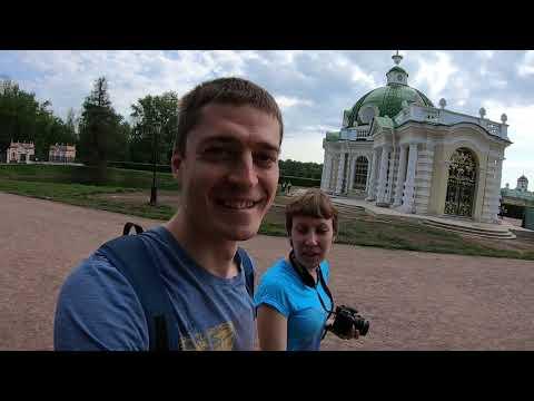 Усадьба Кусково в Москве - обзорная прогулка