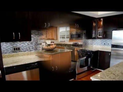 Kitchen Backsplash Ideas For Dark Cabinets - YouTube - kitchen backsplash ideas for dark cabinets