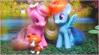 Сказка 'Принцесса Мишель' My Little Pony Белоснежка на новый лад Часть 1