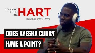 Kevin Hart Discusses Ayesha Curry's Controversial 'Red Table Talk' Interview| Straight From the Hart