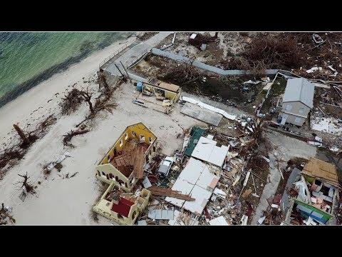 Hurricane Irma Aftermath British Virgin Islands (BVI)