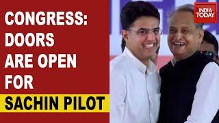 Rajasthan Political Crisis: 'Congress Doors Open For Sachin Pilot And Other MLAs', Says Surjewala