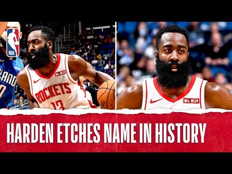 Harden Posts 50+ in INCREDIBLE Back-To-Back Performances!