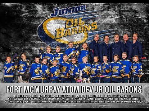 Fort McMurray Atom JR Oil Barons