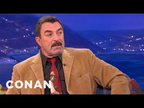 Tom Selleck Can't Stand