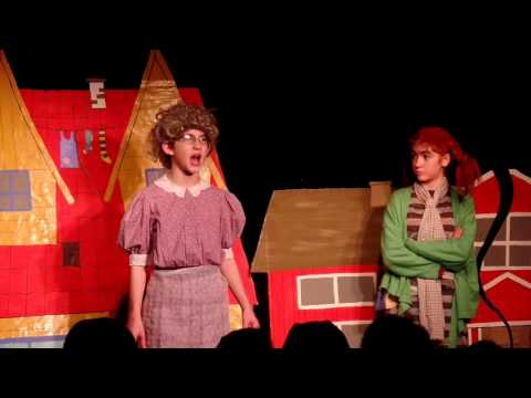 Pippi Cast 1 - Take 21 - Run Away on a Flying Bed