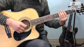 [Grab the Guitar] Lenka - The Show [기타 레슨 / guitar lesson]