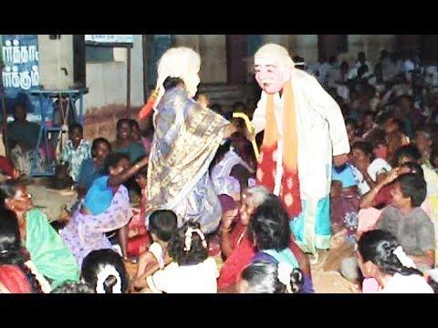 Akkatti Arumugam in Tamil Gramiya Adal Padal Kalai Nigalchi Themmangu Adal Padal PART 11