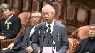 国会 正論!素晴らしい質疑 小川教授が集団的自衛権の必要性 最新の面白い国会中継