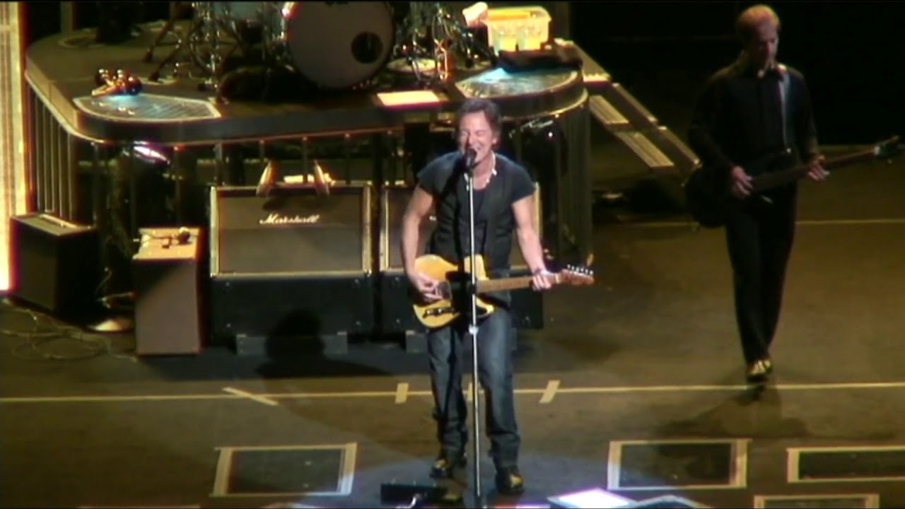 Bruce Springsteen - Backstreets (Live 2008-04-22)