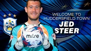 Exclusive interview: Jed Steer joins HTAFC