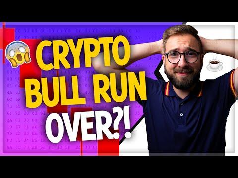 Crypto bull run over?! BTC Price, Cardano, OccamFi, ICON ICX + more // Crypto Over Coffee ep.63