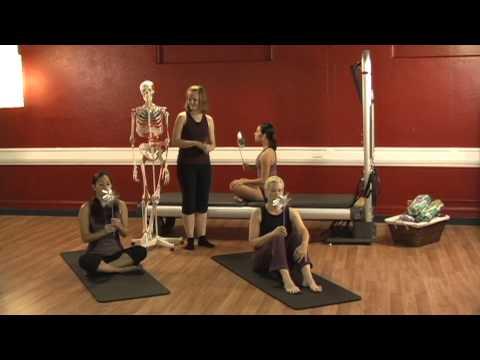 Upside-Down Pilates - Mat Work - Pilates Workout 1 - Full Workout - HD