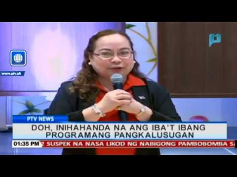 Viral News - Philippine Department of Health prepares several health programs