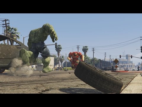 The Incredible Hulk | Rockstar Editor