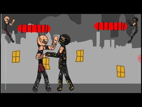 Mortal Kombat Рисуем мультфильмы 2