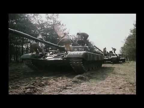 Kampfpanzer T-72. NVA. DDR