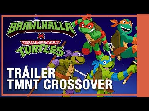 Brawlhalla: Teenage Mutant Ninja Turtles Crossover Tráiler   Ubisoft LATAM