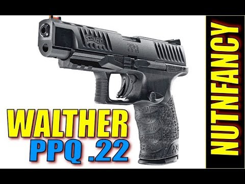 Better than the Ruger? Walther PPQ .22