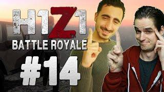 EEN VALSTRIK OPZETTEN! - H1Z1 Battle Royale #14
