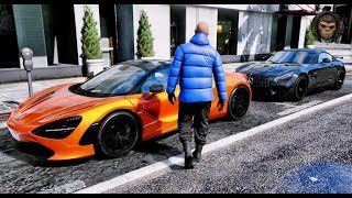 ► GTA 6 Graphics - McLaren 720S 2018 ✪ M.V.G.A. - Gameplay! - Realistic Graphics MOD PC 60FPS