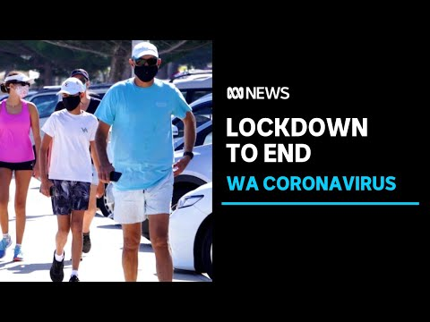 Perth lockdown to end midnight Monday as no new COVID community cases recorded | ABC News