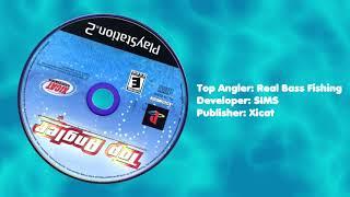 Top Angler: Real Bass Fishing OST
