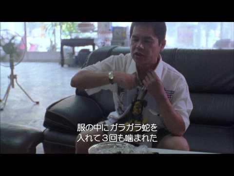 画像: 初DVD化!『旅するパオジャンフー』柳町光男監督が描く台湾人香具師(やし)パオジャンフー youtu.be