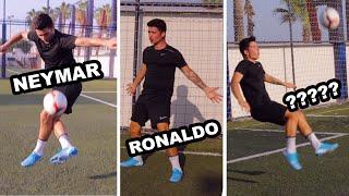 FUTBOLCU TİPLERİ (Sabri, Ronaldo)