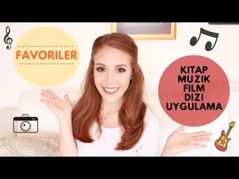 Favoriler | Kitap, Müzik, Film, Dizi,Uygulama(App)