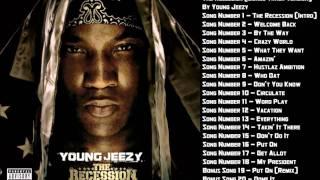 Young Jeezy - The Recession Intro - The Recession (Bonus Track Version)