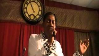 Yolette Lagrandeur - Rele Bondye Pou  Haiti.wmv