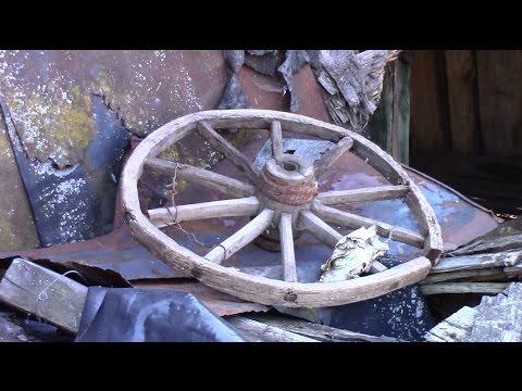 Экспедиция в Мордовию Часть 1. Заброшенные деревня