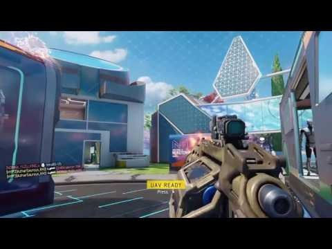 Call Of Duty: Black Ops 3 Shotgun Montage w/ PS4 ShareFactory