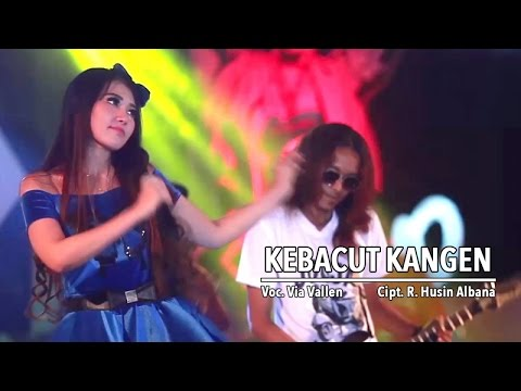 Via Vallen - Kebacut Kangen (Official Music Video)