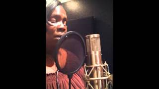cbw records presents ms nicole mckeage rehearsing for gospel compilation cd