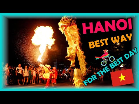 HANOI Vietnam Travel Guide. Free Self-Guided Tours (Highlights, Attractions, Events)