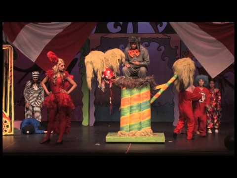 Madison Carney ,How Lucky You Are, Mayzie in Palm Beach, Amayzing Horton -Seussical