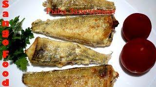 Рыба Запеченная в Духовке /Мерлуза (Хек) Запеченная в духовке /Просто, Вкусно, Быстро!