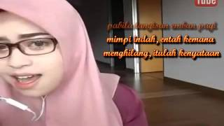 Gambar cover Di Alam Fana Cinta~Cik Chuya with lyrics