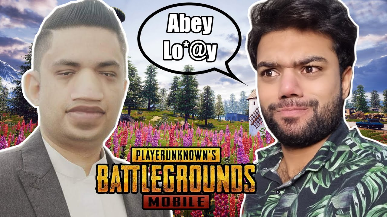 I Hate My Squad In PUBG Mobile !!! 😡