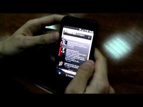 Обзор HTC Incredible S от Droider.ru