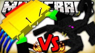 GIANT CRAB VS EMPEROR SCORPION - Minecraft Batalha de Mobs - Minecraft Mods