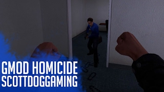 Gmod Funny Moments Homicide / Murder - Nobody likes Austrians - ScottDogGaming