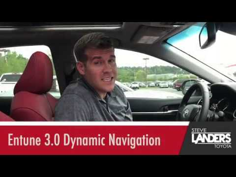 Navigation Systems | Steve Landers Toyota In Little Rock, Arkansas