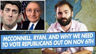 Mitch McConnell, Paul Ryan, and the Gravediggers of Democracy - SOME MORE NEWS