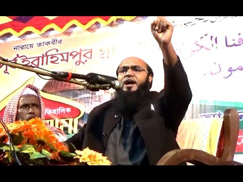 NEW WAZ মধুর কন্ঠে মায়াবী ওয়াজ By Mufti Amzad Hussain Ashrafi Bangla Waz 2017