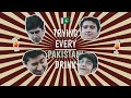 Trying Every Pakistani Drink | Hilarious Reactions | KuchKaho Extra