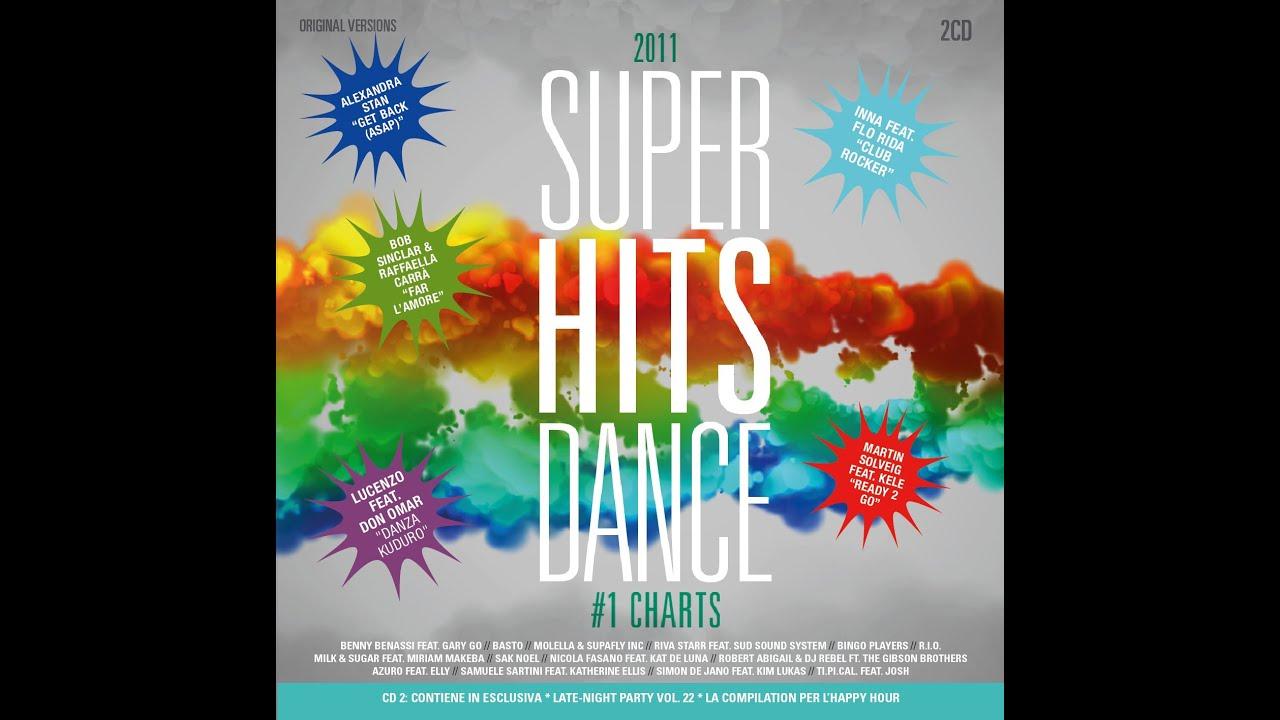 Chart Show Dance Hits Platz 1