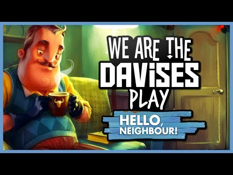 One Step Closer To Finding That Kid | Hello Neighbor EP-1 | Gaming With Tyler Davis